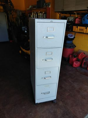 Metal filing cabinet for Sale in Port St. Lucie, FL