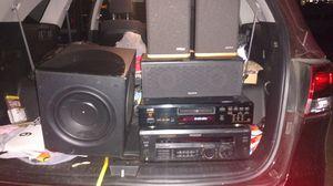 Sony Stereo Receiver & Denon DVD for Sale in Denver, CO