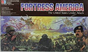 Fortress America board game for Sale in Seattle, WA