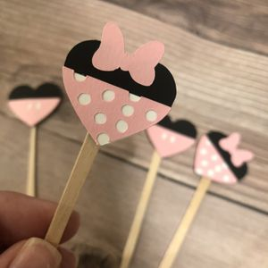 Valentines Cupcake Toppers for Sale in Santa Fe Springs, CA