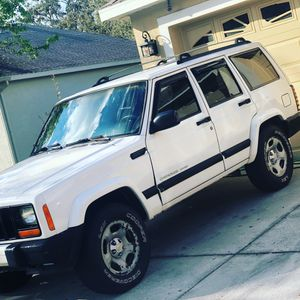 1999 Jeep Cherokee XJ for Sale in Dover, FL
