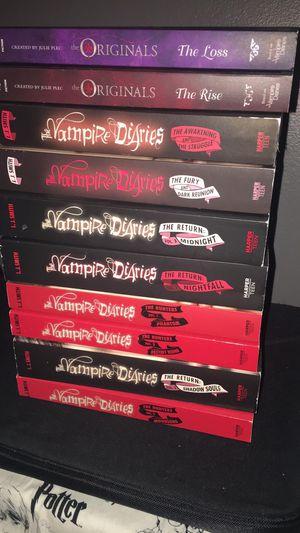 Vampire diaries series for Sale in Denver, CO