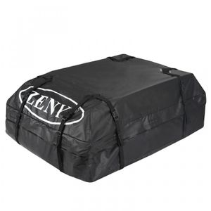 15 Cubic Rooftop Cargo Carrier Bag 100% Waterproof All Weather Vehicle w/Straps for Sale in Lake Elsinore, CA