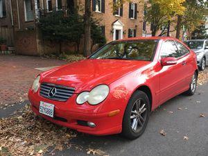 2002 Mercedes Benz c230 kompressor for Sale in Arlington, VA