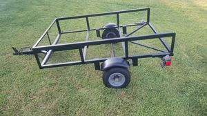 Utility Trailer 4'x6' New Tires And Paint for Sale in Trenton, NJ