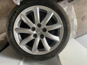TOYO 245/45R18 Tires Lexus rims for Sale in Palatine, IL