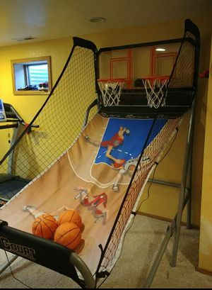 Double shot basketball game for Sale in Missoula, MT