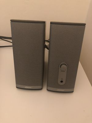 BOSE SPEAKERS for Sale in Campbell, CA