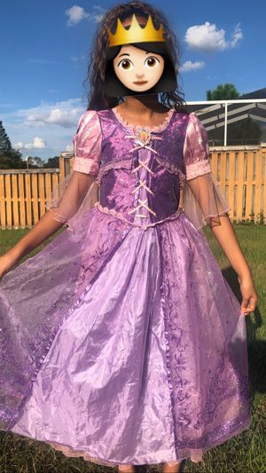 Disney rapunzel size 10 for Sale in Brandon, FL