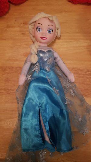 Elsa doll for Sale in Newport News, VA