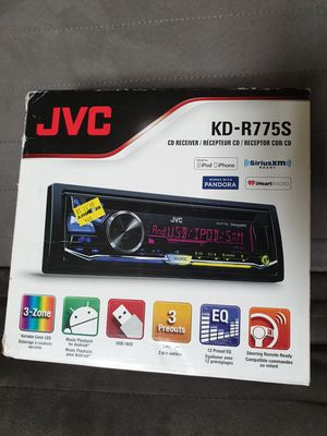 JVC Car Stereo Receiver CD, USB,AUX,AM,FM,iPhone, Android, Pandora for Sale in Burbank, IL