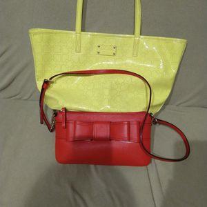 Kate Spade 2 Handbags for Sale in Sharon, MA