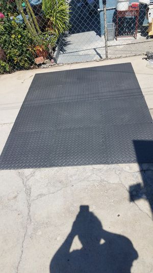 "Floor workout mat 1/2"" thick foam 12pcs 41sq ft for Sale in Montebello, CA"