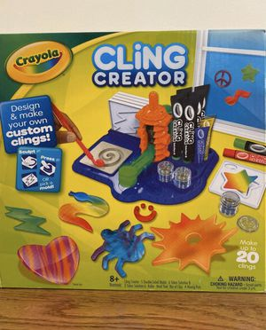 Crayola Cling Creator NEW for Sale in Fort Belvoir, VA