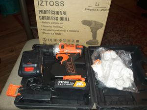 Cordless 20v. drill set for Sale in Manheim, PA