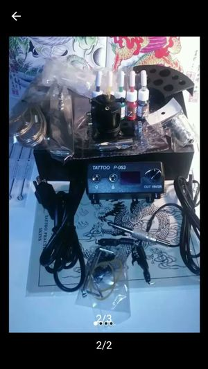 Tattoo kit for Sale in Houston, TX