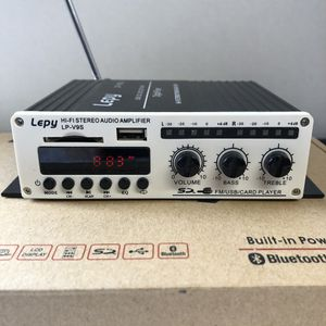 Lepy Stereo Mini Amplifier 25w Per Channel With Remote And Power Supply for Sale in San Diego, CA