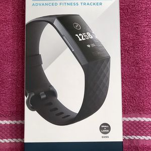 Fitbit Charge 3 Fitness Tracker for Sale in Bakersfield, CA
