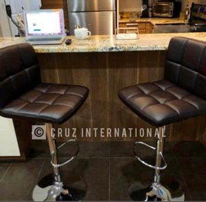 New 2 brown stools for Sale in Orlando, FL