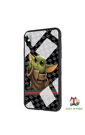 IPhone Case for 7/8 Plus to 11 Pro Max Baby Yoda Cover for Sale in Salinas, CA