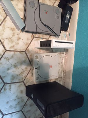 Xbox 360 PlayStation wii dream cast for Sale in North Lauderdale, FL