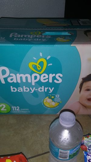 Pampers for Sale in Tampa, FL