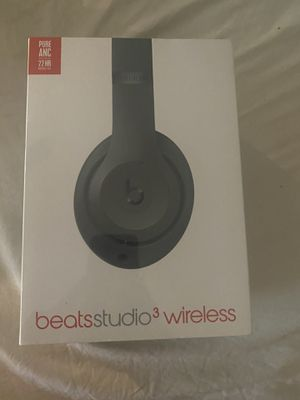 Beats studio 3 wireless for Sale in Humble, TX