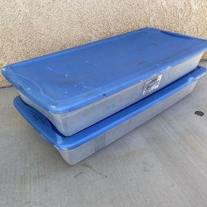 Sterlite Storage containers for Sale in Hesperia, CA