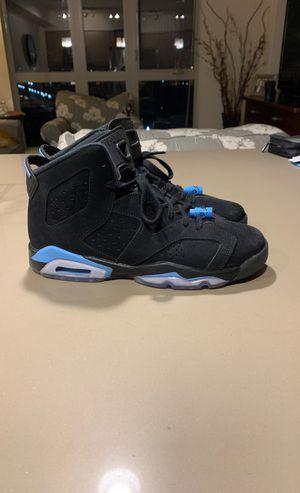 """Retro Jordan 6 """"UNC"""" for Sale in Puyallup, WA"""