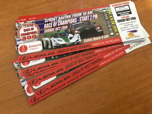 Race of Champions 300 !!!!TICKETS!!! for Sale in Miami, FL