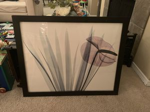 Picture frame and photo for Sale in Issaquah, WA