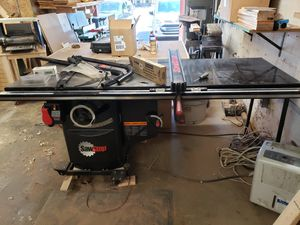 Sawstop industrial table saw for Sale in Independence charter Township, MI