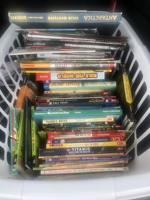 Books for elementary to middle school for Sale in Rock Hill, SC