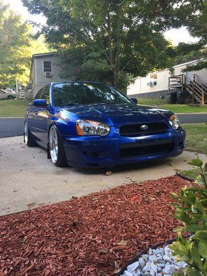 2004 Subaru Impreza RS for Sale in Sugar Hill, GA