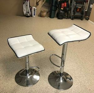 Brand new adjustable barstools/adjustable bar stools in box 2 for $150 for Sale in Atlanta, GA