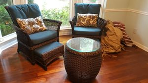 High end outdoor 5 piece patio furniture for Sale in Decatur, GA