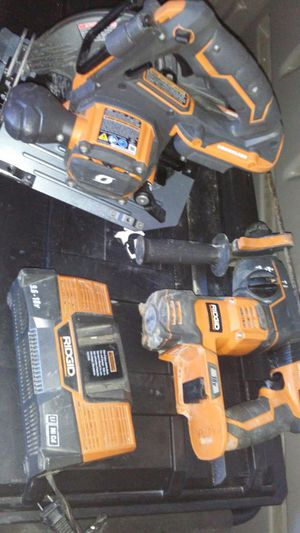 Ridgid for Sale in San Jose, CA