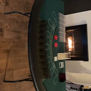 Black Jack Table for Sale in La Habra, CA