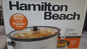 Hamilton Beach Slow Cooker for Sale in San Jose, CA