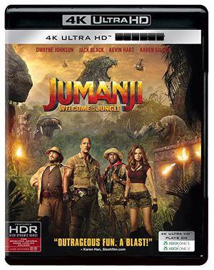 4K Jumanji — Welcome To The Jungle for Sale in Artesia, CA
