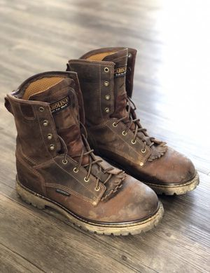 """Carolina Work Boot- 8"""" Model 8028 (Size 10-1/2M) for Sale in San Diego, CA"""