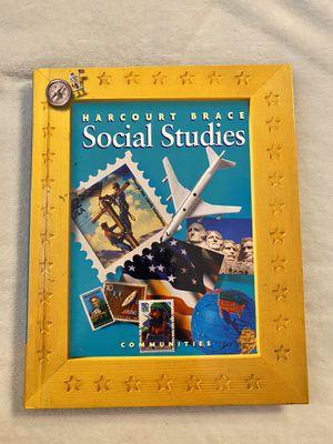 Social Studies Coursebook for Sale in Poway, CA