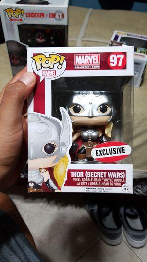 FUNKO POP Thor (Secret Wars #97) for Sale in La Puente, CA