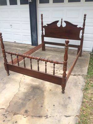 Queen/ Full Bed Frame for Sale in San Antonio, TX