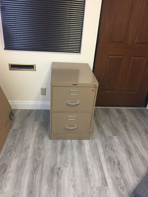 2 Drawer Filing Cabinet for Sale in Las Vegas, NV