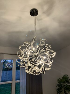 """22"""" Tiffany Chandelier for Sale in Port St. Lucie, FL"""
