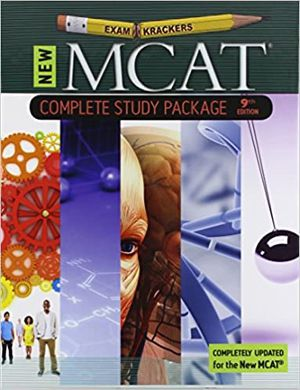 MCAT ExamKrackers Complete Study Package DIGITAL 9th edition for Sale in Miami, FL