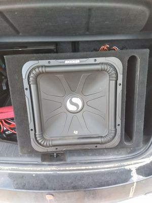 Sound system for Sale in Midland, TX