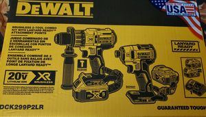 Dewalt Hammer Drill/Driver Combo Kit for Sale in Marion, IL