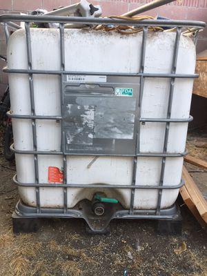 Water Tank for Sale in Whittier, CA